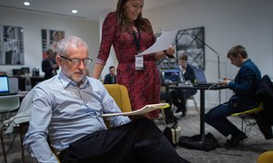 Jeremy Corbyn repeatedly said during the referendum campaign that he did not believe Britain should seek to cut immigration.