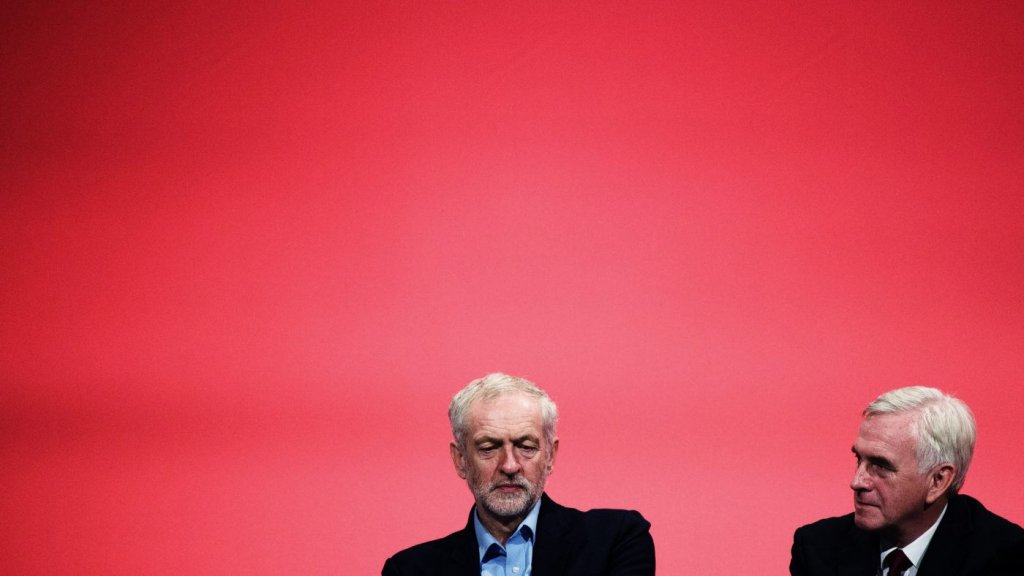 Labour is still a bigger threat to Britain's economy than Brexit