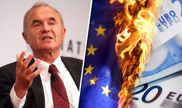 Euro founder Otmar Issing