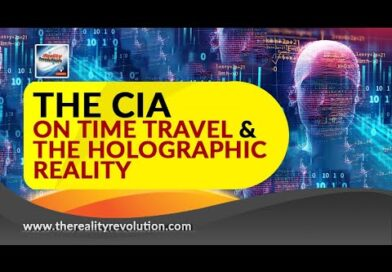 The CIA On Time Travel And The Holographic Reality – The Gateway Process