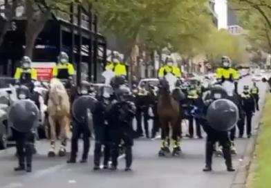 Tyranny comes to Australia